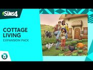The Sims 4 Cottage Living- Official Reveal Trailer