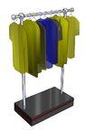 Les Sims 2 H&M Fashion Concept art 4