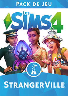 Les Sims 4: StrangerVille
