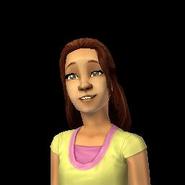 Pauline Aspir child