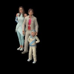 Семья Москеда