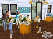 The Sims 2 Wedding Photo 5
