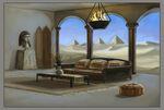 Les Sims 3 Destination Aventure Concept art 2