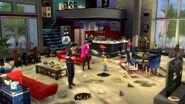 Sims 4 Zafarrancho de limpieza 3