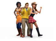 TS4 Render WeirderStories