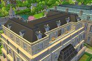 Виверн-Холл (крыша)