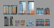 Sims 4 Urbanitas Arte Conceptual 14