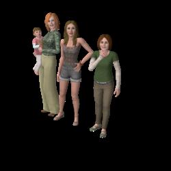 Коммуна Матери-одиночки