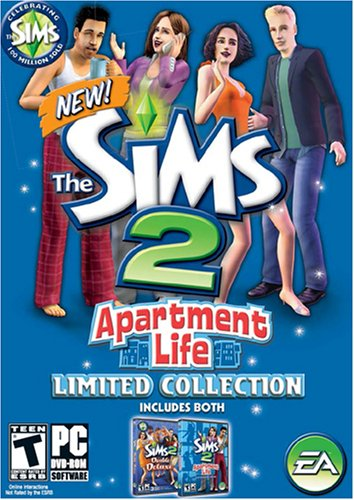 The Sims 2: Apartment Life - Limited Collection
