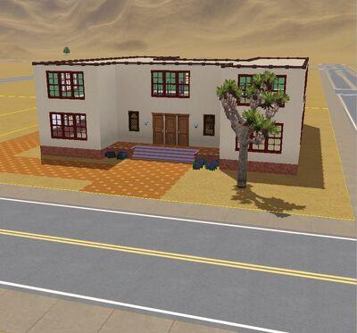 Biblioteca Valle plano versión de Luis Simspedia