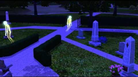 The Sims 3 - Spøkelser