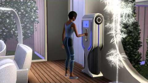 The Sims 3 Into The Future trailer (English) HQ
