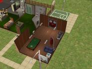 Ts2 custom apartment gg - communal areas