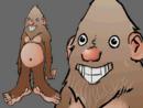 Bigfootart