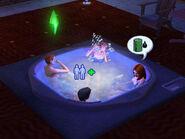 Puck Splashes Hermia