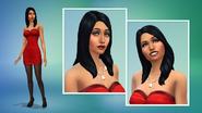 Sonia Gothik CUS Les Sims 4