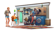 The Sims 4 Laundry Day Stuff Render 01