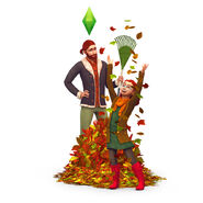 The Sims 4 Seasons Render 05
