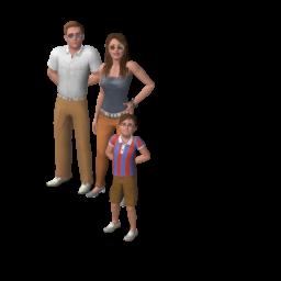Семья Романо