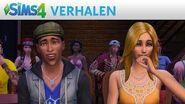 De Sims 4 Verhalen trailer (Belgische versie)