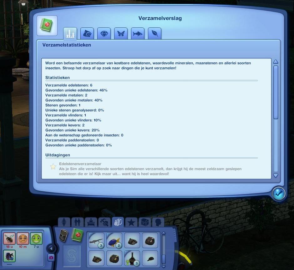 Coleccionismo (Los Sims 3)