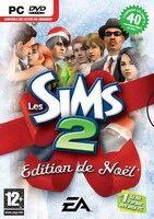 Les Sims 2 Edition de Noël (2005) Box.jpg