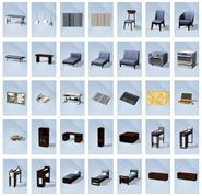 Sims 4 Interiorismo Objetos 2