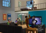 The Sims 2 Apartment Life Screenshot 03