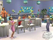 The Sims 2 Wedding Photo 4