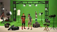 Les Sims 3 Cinéma Origin 2