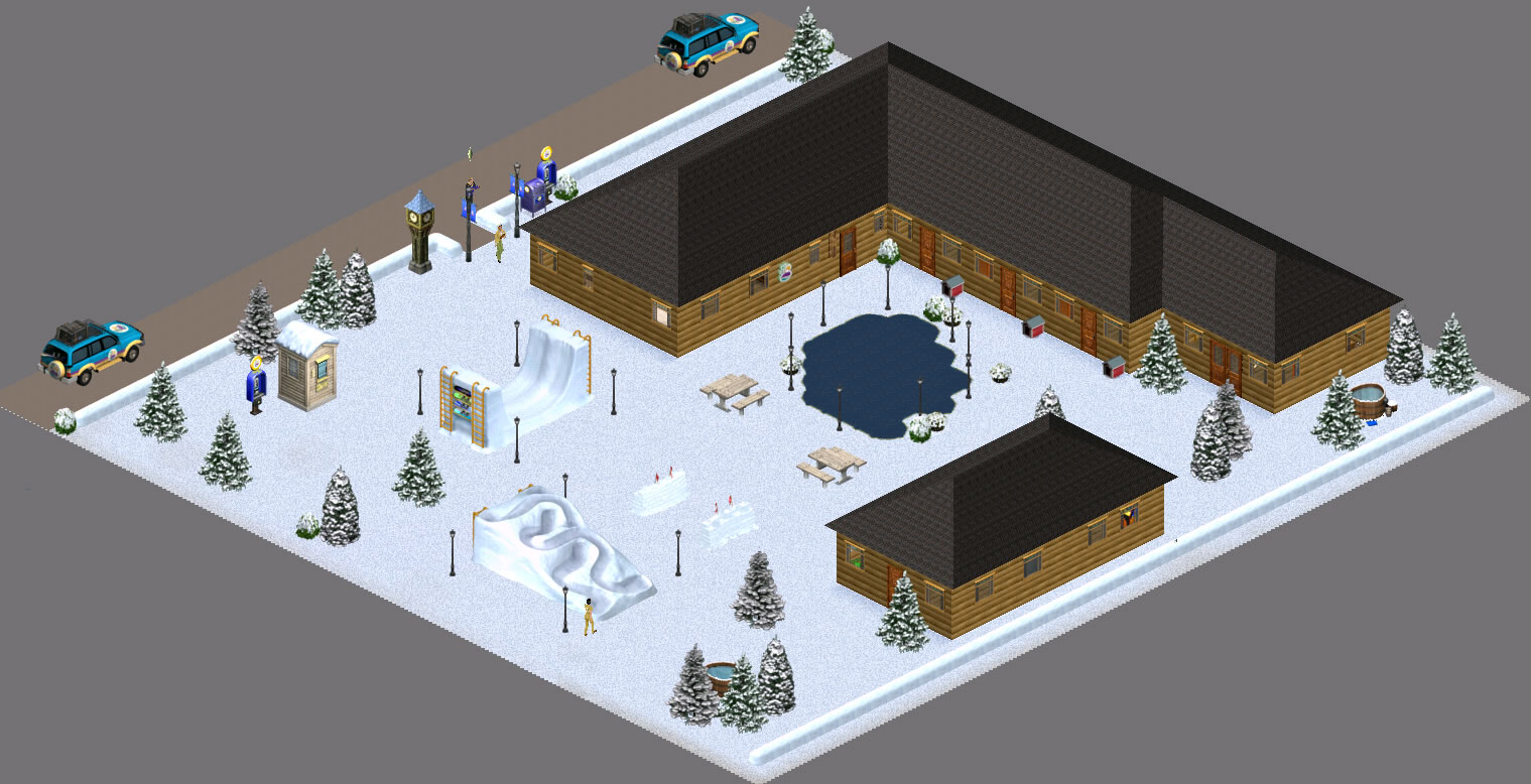 Al Pine's Winter Wonderland