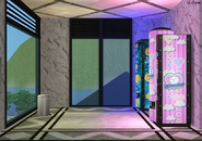 Amar's Clothing and Instruments fourth floor vending machines