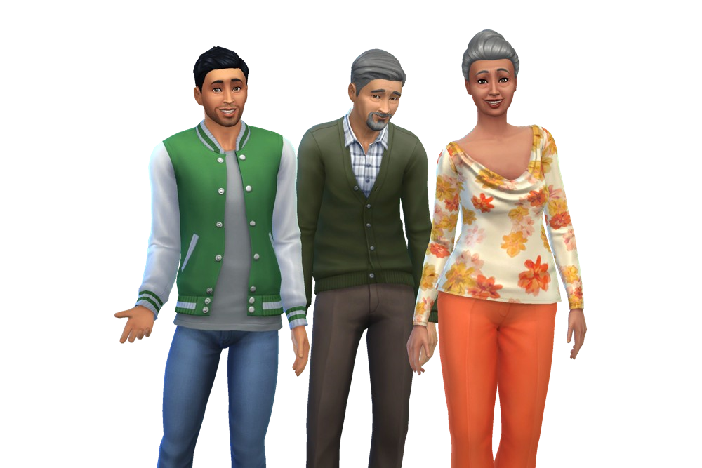 Bachelor family (AireDaleDogz)