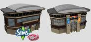 Les Sims 3 Concept art 34