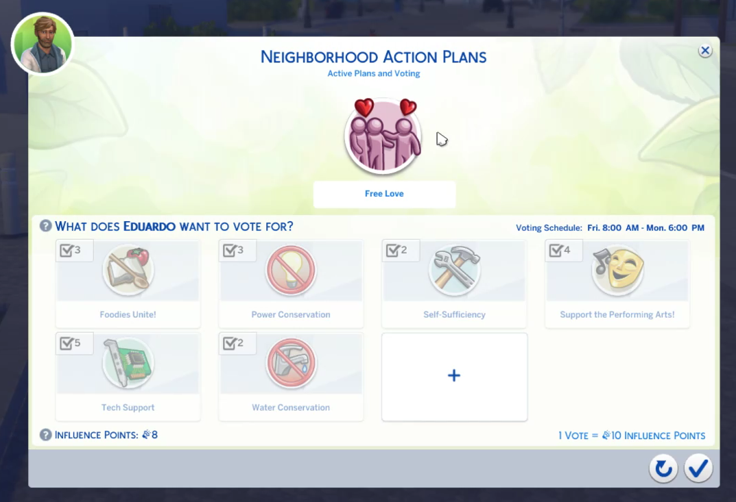 Neighborhood action plan