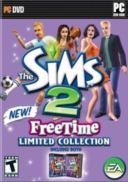 The Sims 2: FreeTime - Limited Collection