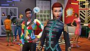 The Sims 4 Moschino Stuff Screenshot 01
