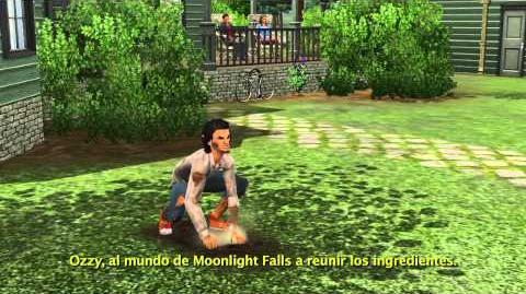 Los Sims 3 - Criaturas Sobrenaturales - La historia de Argus Hulin-0