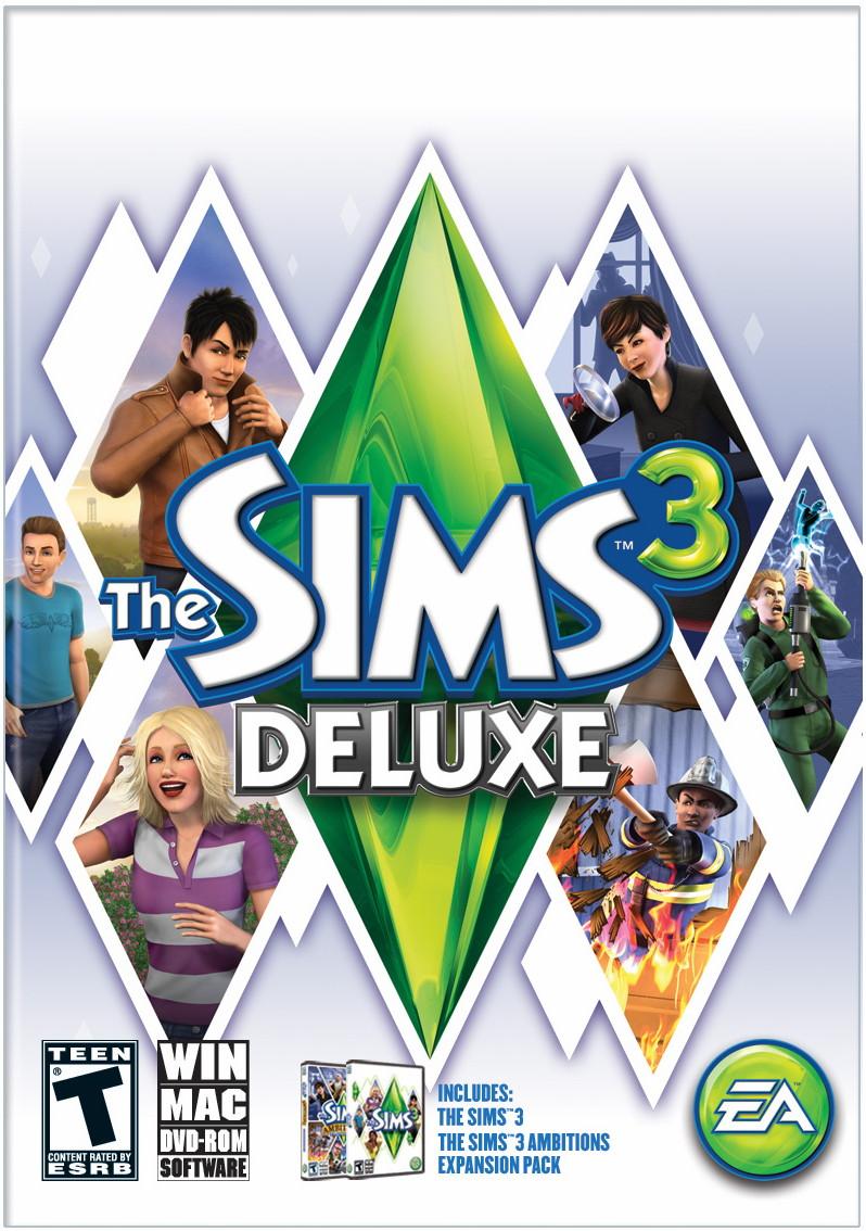 Los Sims 3: Deluxe