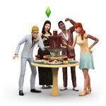 Render Les Sims 4 Soirées de Luxe 3