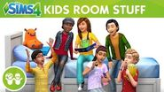 The Sims 4 Kids Room Stuff Official Trailer