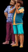 Sims 4 Interiorismo Render 2