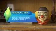 Tragic Clown TS4 Easter Egg