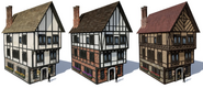 Early Windenburg Architecture Concept