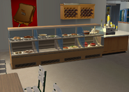 Fresh Rush Grocery premade food counters