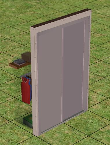 Closet The Sims Wiki Fandom