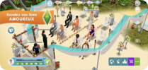Les Sims FreePlay (iPhone) 5