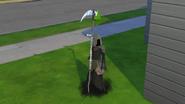 Grim Reaper and Scythe