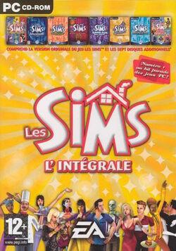 Jaquette Les Sims L'intégrale.jpg
