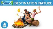 Les Sims 4 Destination nature - Trailer officiel